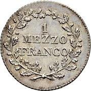 1 Mezzo Franco – reverse