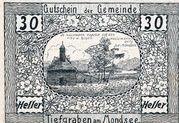 30 Heller (Tiefgraben) -  reverse