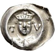 1 Brakteat - Otto III. von Hachberg -  obverse