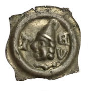 1 Pfennig (Krenkingen) – obverse