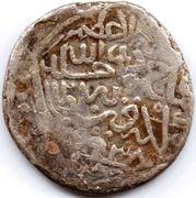 "¼ Tanka - ""Shahrukhi"" - Shahrukh Mirza - 1405-1447 AD (Soltaniyeh mint) – reverse"