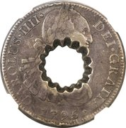 11 Bits (Cut of Reales) – obverse
