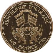 100 Francs CFA (FRANÇOIS I) – obverse