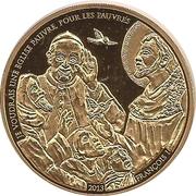 100 Francs CFA (FRANÇOIS I) – reverse