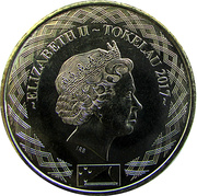 50 Cents - Elizabeth II (4th portrait) – obverse