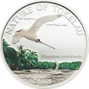 1 Dollar - Elizabeth II (Red-tailed Tropicbird) – reverse