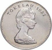 1 Tala - Elizabeth II (2nd portrait) – obverse