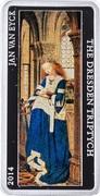 1 Dollar - Elizabeth II (The Dresden Triptych: 1/3) – reverse