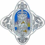 1 Dollar - Elizabeth II (Lady of Fortune) – reverse