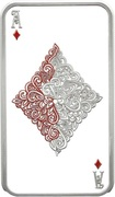 1 Dollar - Elizabeth II (Diamonds) – re