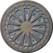 20 Centimes -  A Consommer – obverse