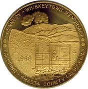 Token - Wiskeytown Lake Dedication – reverse