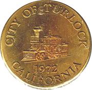 Token - City of Turlock – obverse