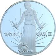 Token - World War II (Freedom) – obverse