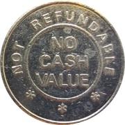 The Silver Dollar – reverse