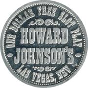 1 Dollar - Howard Johnson's (Las Vegas, Nev) – obverse