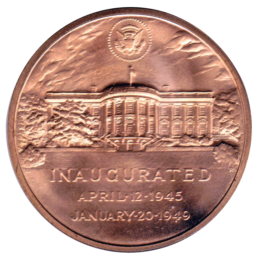 Harry's Truman Coins Token http://en.numista.com/catalogue/pieces46853.html