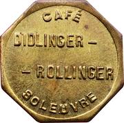 Token - Café Didlinger-Rollinger (Soleuvre) – obverse