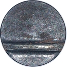 Blank Token (with 1/1 groove - 18.4 mm) – reverse