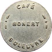 Token - Café Bonert (Soleuvre) – obverse