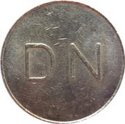 5 Pence - Dransfield Novelty Ltd. – obverse
