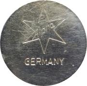 Token - Alpha Germany – obverse