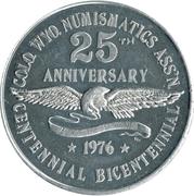 Token - Numismatic Convention (Denver) – obverse