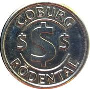 Token - Easy Dollar (Coburg Rödental) – obverse