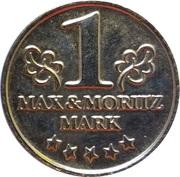 1 Max & Moritz Mark – reverse