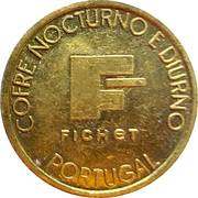 Token - Banco Portugues do Atlantico – obverse