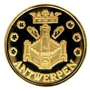 Token - Antwerpen (Rubens 400 years) – reverse