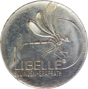 Token - Libelle (Solingen-Grafrath) – reverse