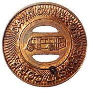 1 Fare - Cairo Motor Transit Corp (Cairo, Illinois) – obverse