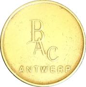 Token - BAC Antwerp – obverse