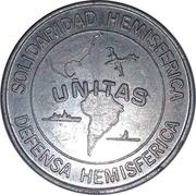 Token - UNITAS – reverse
