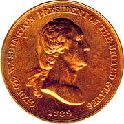 Token - Philadelphia Mint – obverse