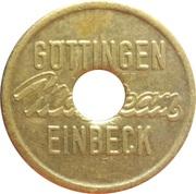 Car Wash Token - McClean (Kassel, Goslar, Göttingen, Einbeck) – reverse