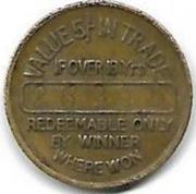 5 Shillings - Scottish & Newcastle Breweries – reverse