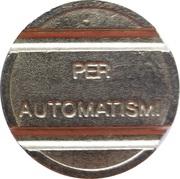 Token - Per Automatismi – obverse