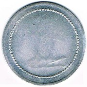 5 Centimes - Quercy (Montpellier) – reverse
