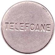 Telephone Token - Telefoane Control (27 mm) – obverse