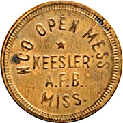 5 Cents - NCO Open Mess (Keesler A.F.B. Miss.) – obverse