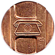 Telephone Token (probe) – obverse