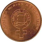 Token - Arizona Mining Association – reverse