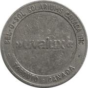 Token - Bel-O-Sol Solariums Canada Inc. – obverse