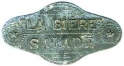 Salade - La Bière - Paris (75) – obverse