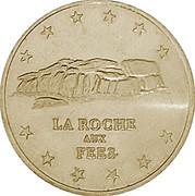 1 Euro du Canton de Retiers 35 – reverse