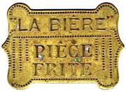 Pièce frite - La Bière - Paris (75) – obverse