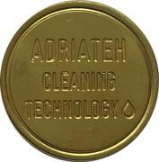 Car Wash Token - Adriateh – obverse