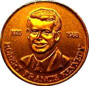 Token - Robert F. Kennedy – obverse